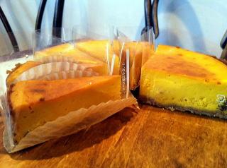 かぼちゃのベイクドケーキ300